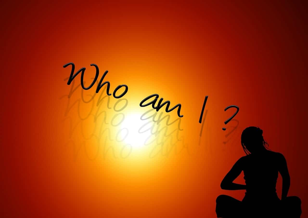 Who am I? Finally, the answer